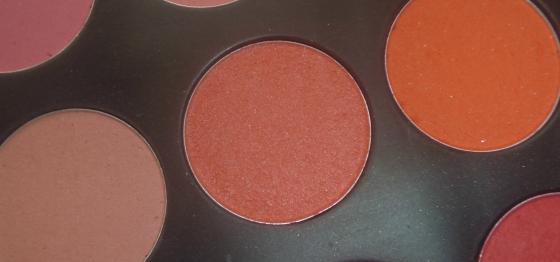 Paleta 28 blushs