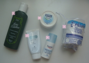 Cuidados com a pele de acne