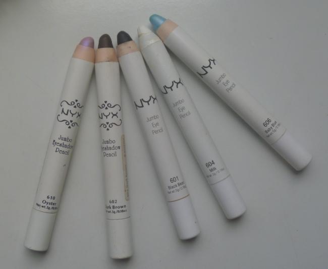 Lápis jumbo da nyx